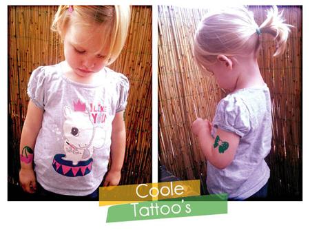 tattoo voor kids