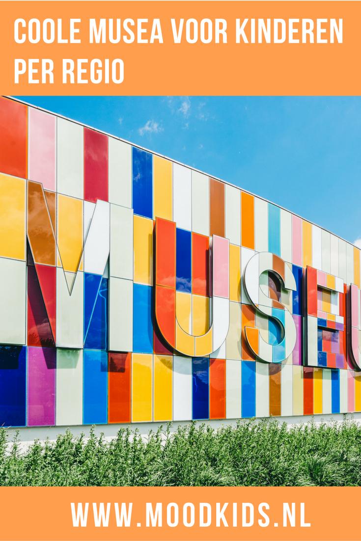 Ontdek het zelf, een museum is cool voor kinderen! Bekijk ons overzicht van (bijna) alle musea in Nederland die leuk zijn voor kids
