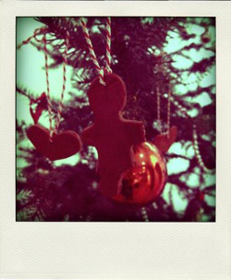 diy koekmannetje kerst