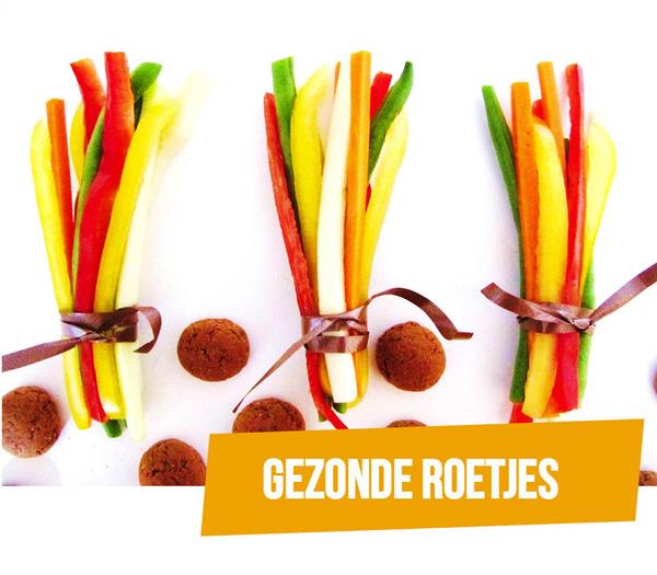 Deze vrolijke, gezonde roetjes zijn voor alle kinderen: zoet én stout! Leuk voor in de aanloop naar 5 december in een Sinterklaas broodtrommel. #dutchbento