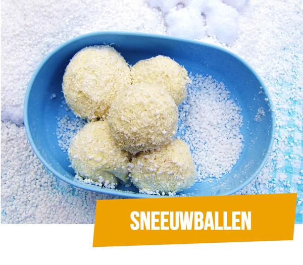 sneeuwbal boterhammen