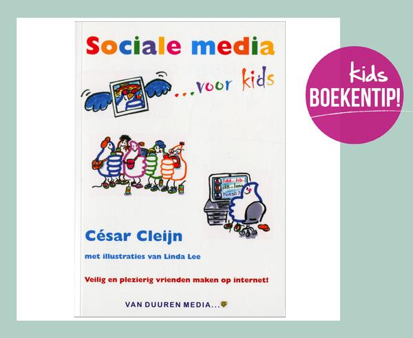 social media voor kids boekentip