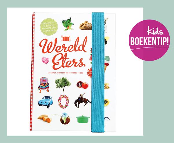 wereldeters leesboek kijkboek kookboek marjolein de vlaam