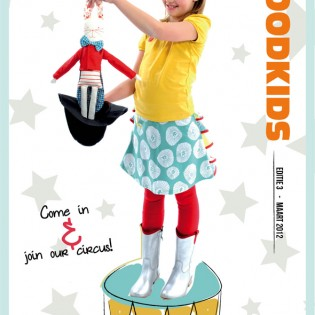 MoodKids Magazine 3-2012 The Circus Issue