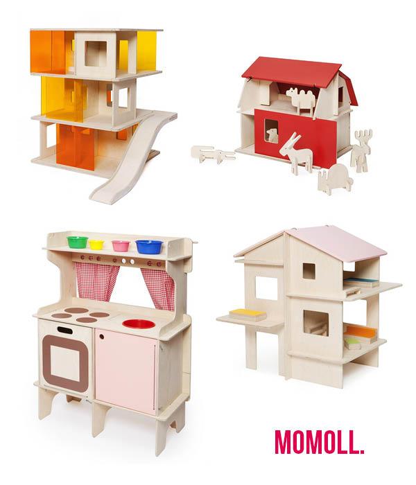 modoll, dutch design voor kinderen