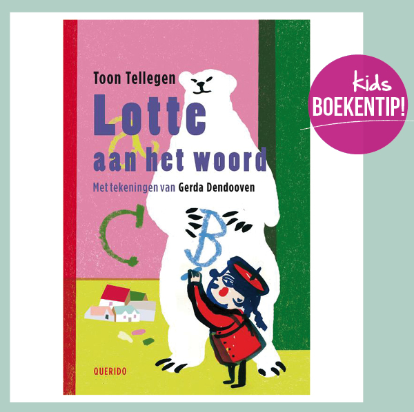 lotte aan het woord, kinderboek recensie