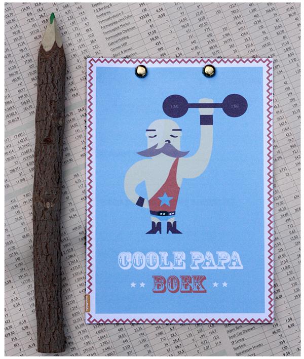 Dit gratis vaderdag cadeau is een leuk invulboek speciaal voor en over papa. Je kunt hem gratis downloaden op onze site.