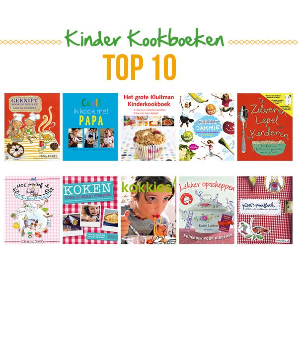top 10 kookboeken, top 10 kinderkookboek, kookboek voor kinderen