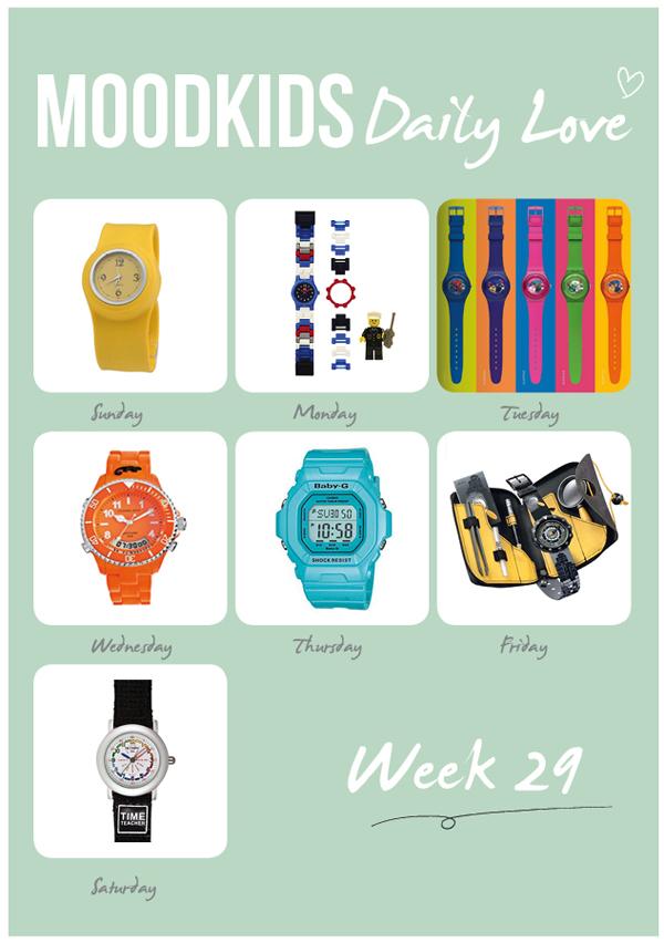 de leukste horloges voor kinderen, top 7 kinderhorloges