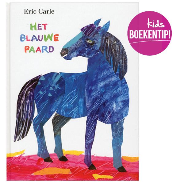 het blauwe paard, kinderboekrecensie