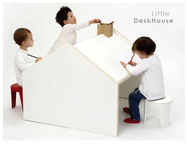 deskhouse, dutch design voor kinderen