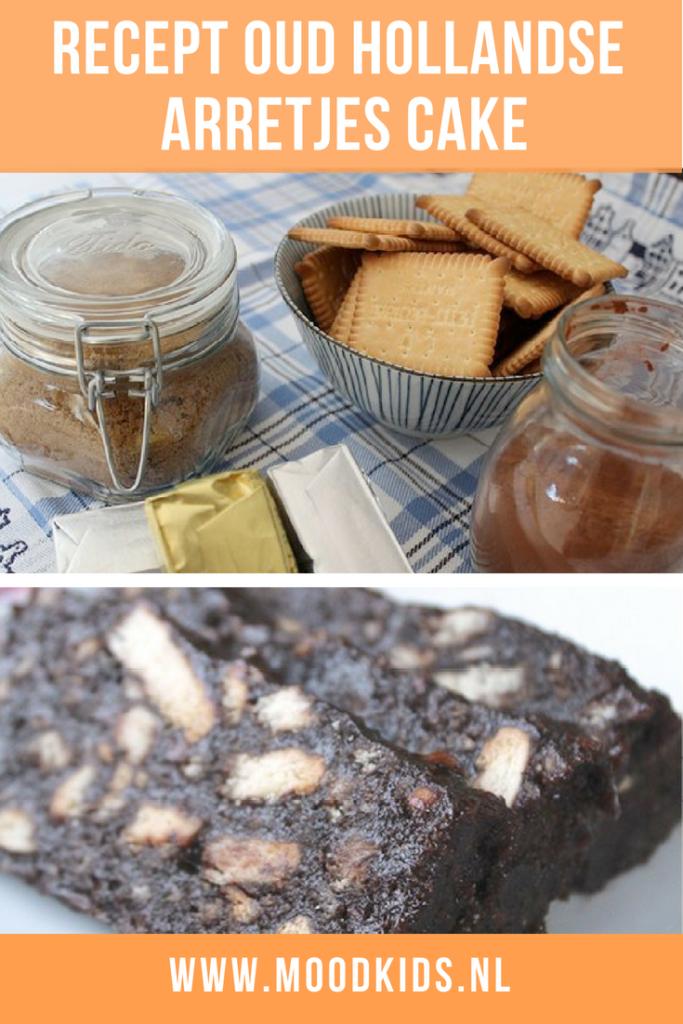 Arretjescake is eigenlijk een kruising tussen chocoladetaart en een bonbon. Een makkelijk recept en gezellig om samen met je kind(eren) te maken. #arretjescake