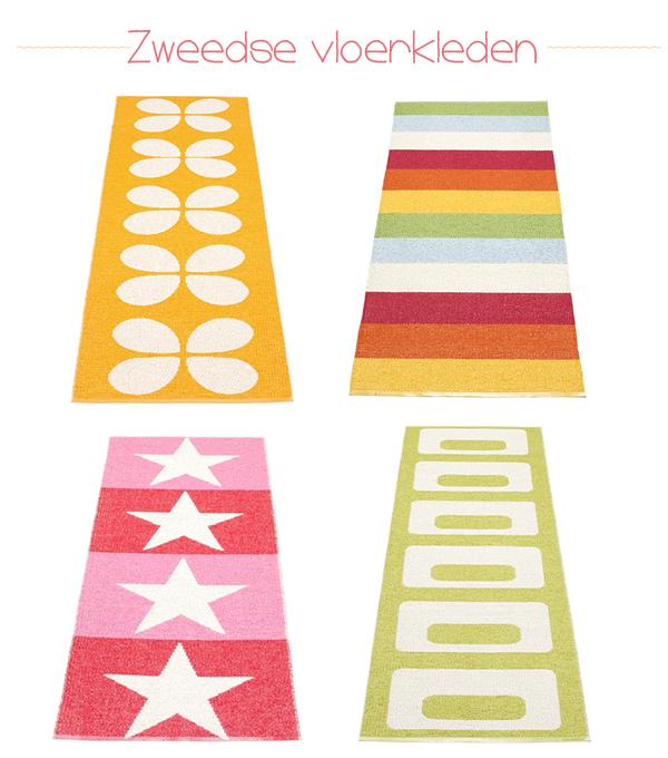 ... Kinderkamer : Zweedse vloerkleden pappelina vloerkleedjes kinderkamer