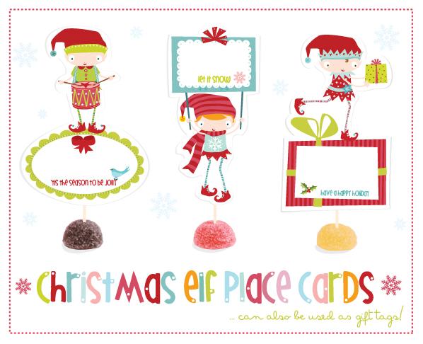traktatie, elfs, christmas