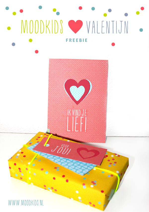 We hebben een leuke, gratis download Valentijnsdag. Met de printables van een kaartje, labels en inpakpapier. Zo maak je het zelfgemaakte cadeautje extra lief! Je download ze hier.