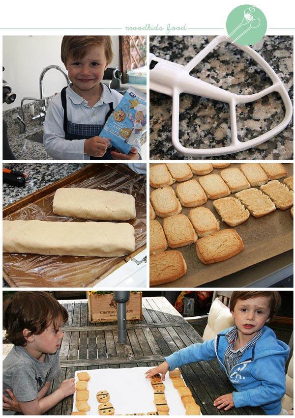 dominokoekjes maken en andere recepten voor kinderen op www.moodkids.nl