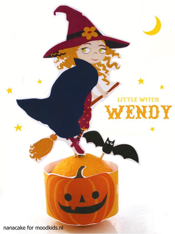Halloween printable trick or treat