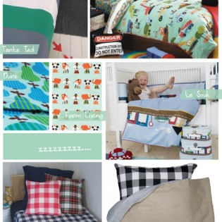 Kinderkamer inspiratie – Beddengoed