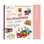 Kinderboekrecensie – Het grote zelfmaakboek voor meisjes – Kristel van Genugten