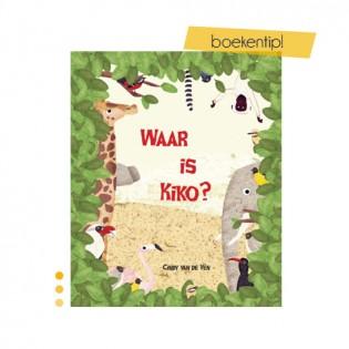 Kinderboekrecensie – Waar is Kiko?