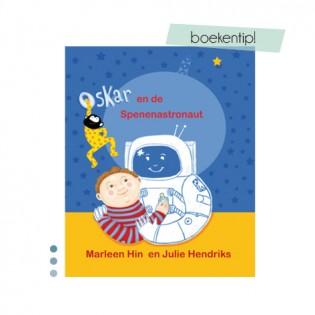 Kinderboekrecensie – Oskar en de Spenenastronaut