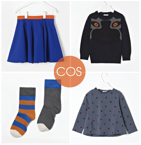 Cos clothing online