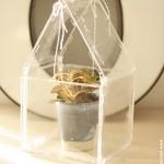 DIY glazen huis