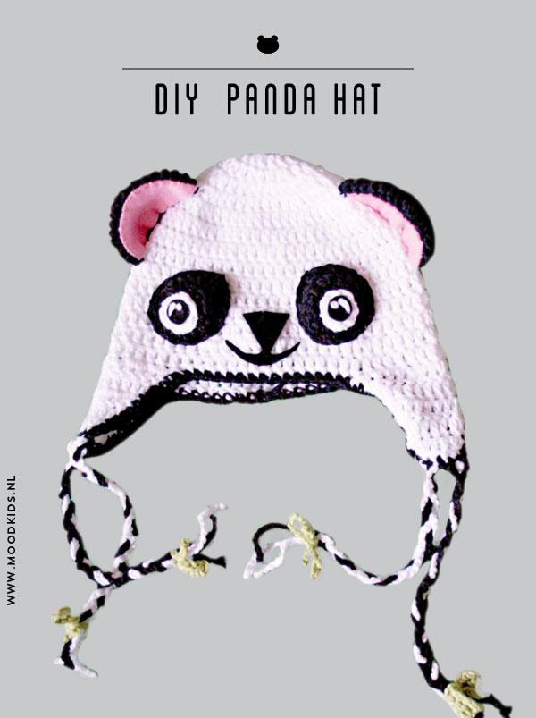 Pandamuts Patroon Moodkids