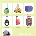 De leukste koffers voor kinderen