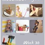 7 zelfmakers met karton