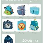 De Blauwste schooltassen