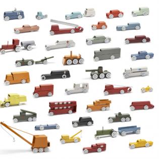 Design – Arche Toys by Floris Hovers