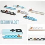 Design boten van Papafoxtrot