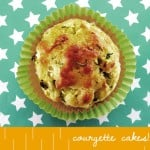 BENTO Courgette-kaas muffins