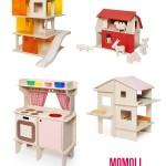 Momoll – Minimalistisch houten speelgoed voor kinderen