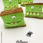 Enge groene knakkers