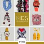 De trends in accessoires voor kinderen