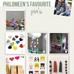 Philomeen's Favourites – Week 1