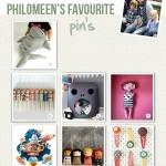Philomeen's Favourites – Week 6