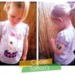 Tattoo voor kinderen