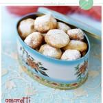 Mmmm, amaretti koekjes bakken!