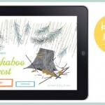 Charley Harper's Peekaboo Forest app