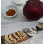Krokante appelverrassing om zelf te bakken