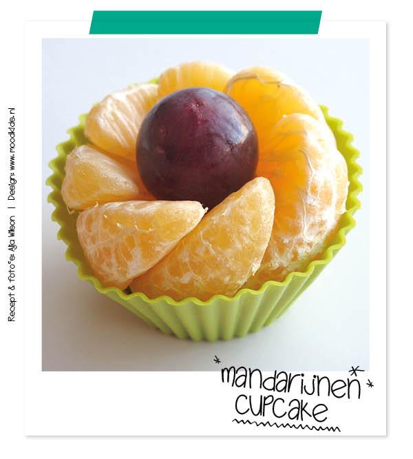 De meeste kinderen zijn dol op mandarijnen. Hier thuis ook! Ze zijn leuk om mee te geven in de broodtrommel. Serveer ze als een gezonde mandarijnen cupcake. Je leest hier hoe.