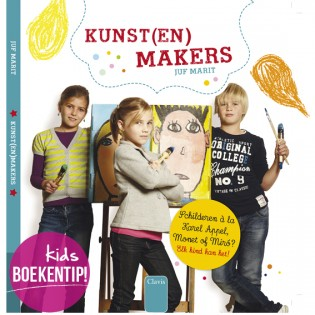 Kunst (en) Makers – Juf Marit
