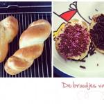 Zelf een Zwitsers 'tresse' brood bakken