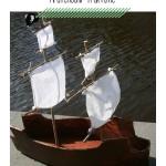 Piratenschip maken van karton