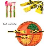 Constructive eating – Zo krijg je kinderen aan het eten