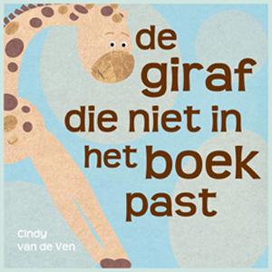 Kinderboekrecensie – De Giraf die niet in het boek past