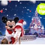 AANBIEDING : Magische Winter in Disneyland Parijs